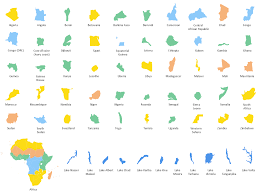 European Continent Map by Continent Maps Solution Conceptdraw Com
