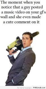 Possessive Girlfriend Meme - new possessive girlfriend meme possesif