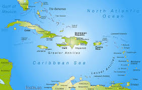 map usa to jamaica usa map with jamaica included free images world maps new