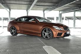 mercedes c class coupe tuning mercedes e class coupe the tuning