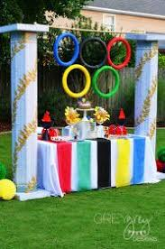 Olympic Games Decorations Olympic Podium Jpg Olympic Pinterest Olympics And Family