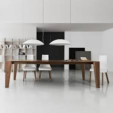 italian extendable dining table compar wooden table plus in walnut or oak italian designer dining roo