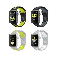 apple u0026 nike launch the perfect running partner apple watch nike