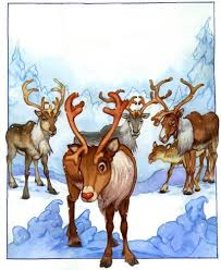 166 rudolph red nose reindeer images red
