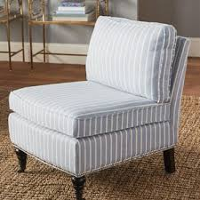 Slipper Armchair Blue Slipper Accent Chairs You U0027ll Love Wayfair