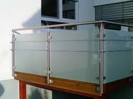 glas balkon balkonart dan egon popa gbr metallbau balkongeländer