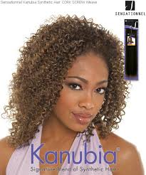 corkscrew hair cork sensationnel kanubia
