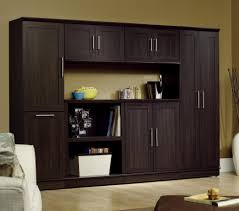Living Room Cabinet Design by Furniture Interior Wood Storage Furniture Design By Sauder