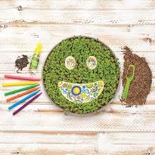 gardening emoji amazon com creativity for kids plant an emoji garden kit emoji