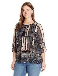 democracy womens plus size chambray tshirt dress with belt light