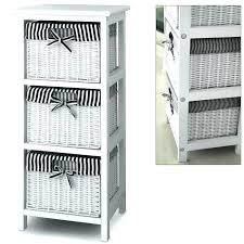 Wicker Basket Bathroom Storage Wicker Shelves For Bathroom Trendy Bathroom Storage Cabinet With