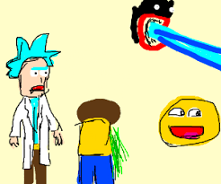 Dead Memes - and morty are disgusted at dead memes