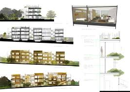 gallery of house in isfahan logical process architectural section