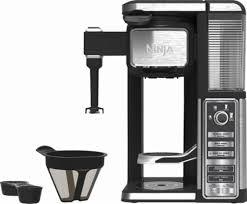 ninja coffee bar clean light keeps coming on ninja coffee bar 1 cup coffeemaker multi cf111 best buy