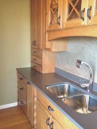 slate backsplash kitchen backsplash view slate backsplash in kitchen beautiful home