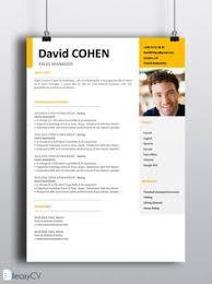 Academic Resume Template Word Resume Cv Template