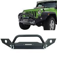 ebay jeep wrangler accessories 07 16 jeep jk wrangler rock crawler width front bumper winch