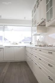 walnut wood black shaker door ikea white kitchen cabinets
