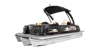 manitou launches revolutionary fiberglass pontoon boat manitou