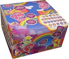 My Little Pony Blind Bag Wave 1 My Little Pony Friendship Is Magic Blind Bag Display Box Case
