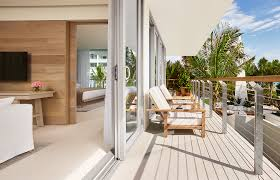 the miami beach edition oceanfront suite