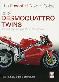 ducati desmoquattro twins 851 888 916 996 998 st4 1988 to