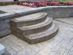 gs flatwork llc concrete steps