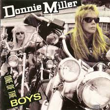 rock aor heaven donnie miller one of the boys 1989