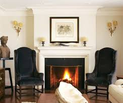 how to decorate around a fireplace furniture layout ideas balance and symmetry