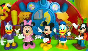 mickey mouse clubhouse playset minnie mouse pluto daisy donald
