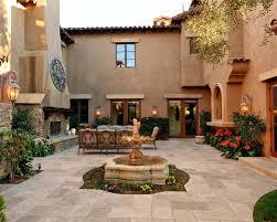 courtyard style house plans hacienda style house plans architecture small style house plans with