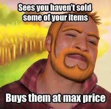 Greg Meme Images - hay day on twitter this is an amoozing good guy greg meme
