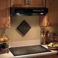 how to install a range hood under cabinet kitchen impressive broan qs130bc 220 cfm under cabinet hood best