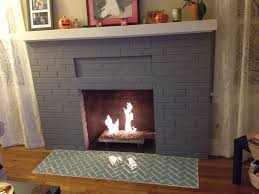 Tiled Fireplace Wall by Sage Green Glass Subway Tile Glass Tile Fireplace Fireplace