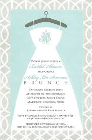 brunch bridal shower invitations bridal shower brunch invitation wording wedding bridal shower