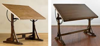 Drafting Table For Architects Knockout Knockoffs Restoration Hardware Drafting Table Stools