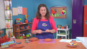 create a sand art painting with jenny barnett rohrs on hands on