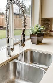 kitchen faucet placement 5 tips on choosing the right kitchen faucet las vegas review journal