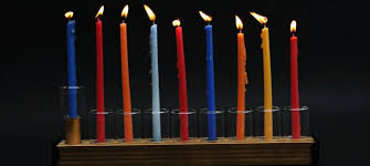 chanukah days why do we light chanukah candles for 8 days united with israel