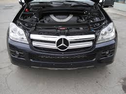 2009 mercedes benz gl class gl450 4matic awd loaded rear tvs