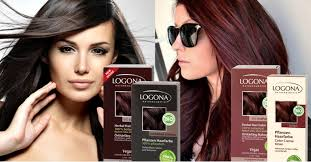 rich cherry hair colour the carrousel of natural shades logona herbal hair dyes logona