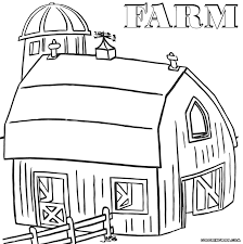 farm coloring pages coloring pages to download and print