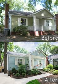 home exterior makeovers wild exteriors before and after small 18