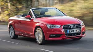 Audi A3 Cabriolet Convertible 2013 Review Auto Trader Uk