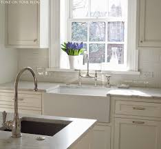 Kitchen Shades Tone On Tone Shades Of Gray And White