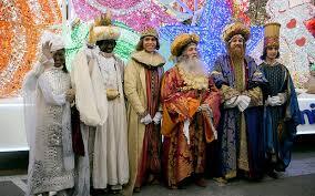 fotos reyes magos cabalgata madrid el metronauta