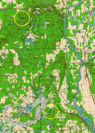 Wilderness Wisconsin Dells Map by Minnesota U0027s Historical Fire Lookout Towers May 2012