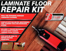 Fix Laminate Flooring Vivo 19pc Laminate Floor Worktop Repair Kit Wax System Sturdy