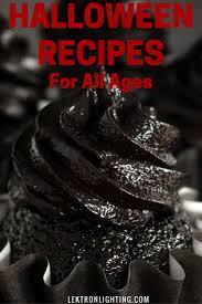 halloween cookbooks 25 halloween recipes for all ages lektron lighting