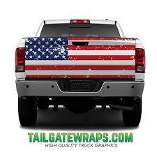 Confederate Flag Rear Window Decal Tailgate Wraps For Trucks Tailgatewraps Com